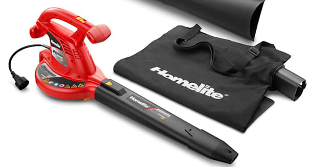 Homelite Recalls Electric Blower Vacuums Due to Fire and Burn Hazards