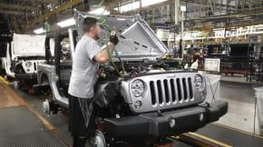 jeep wrangler factory
