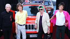 Rolling Stones Jeep Renegade