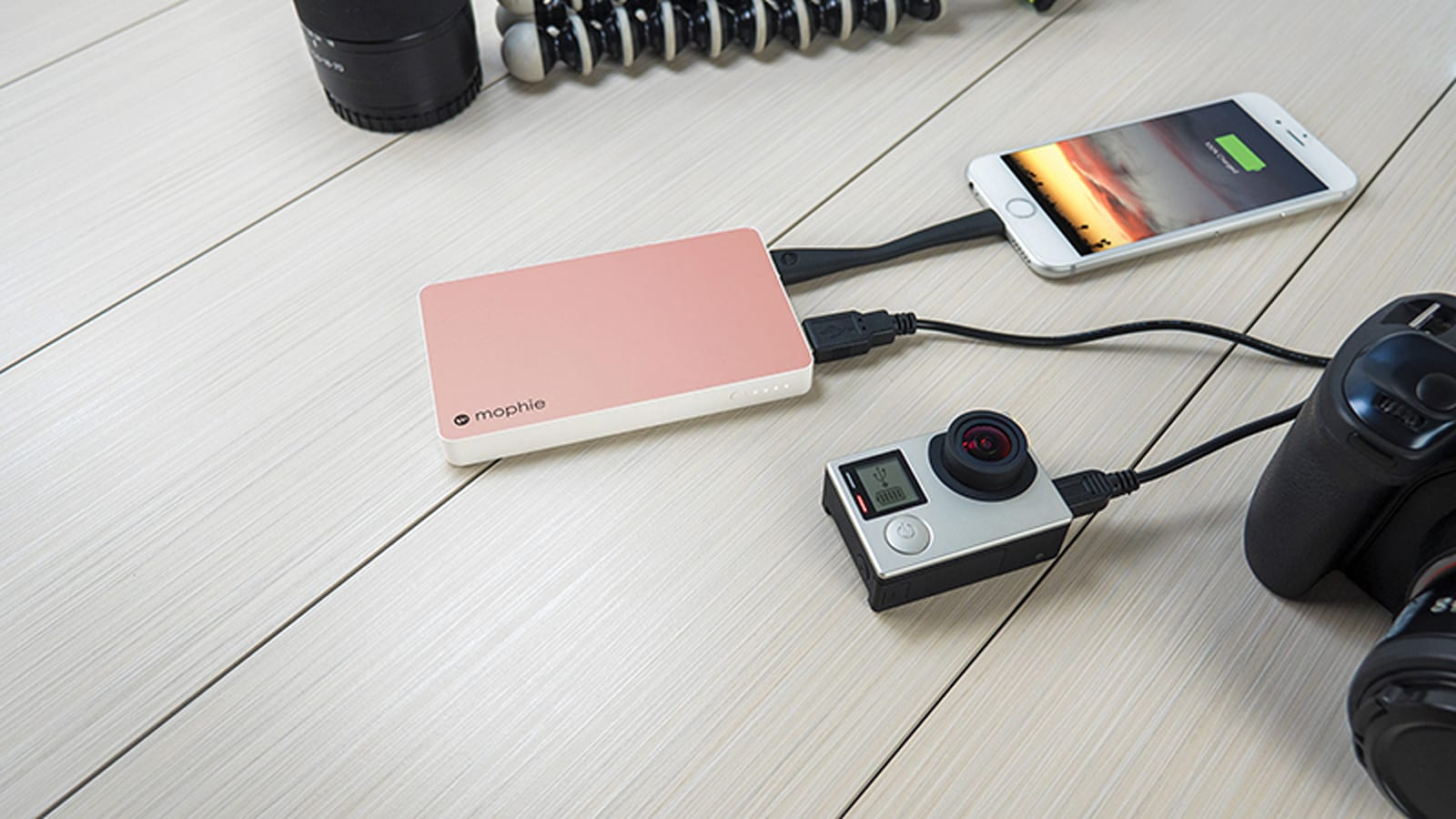Mophie's cheapest battery