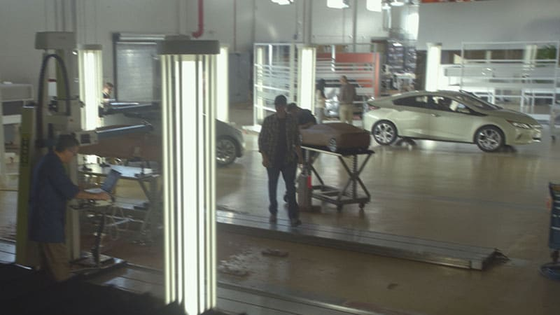 'Tomorrowland' movie will advertise Chevy Volt, E-NVs