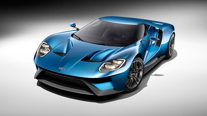 Will The New Ford Gt Race At Le Mans