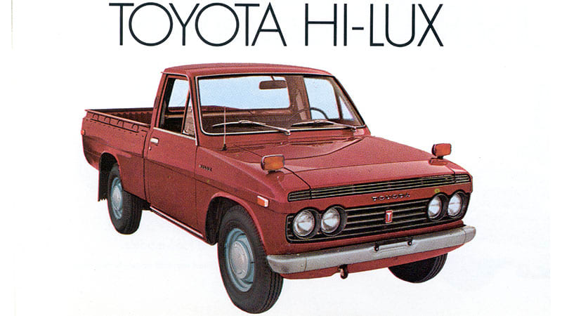Question Of The Day: Would any Americans buy a small pickup?