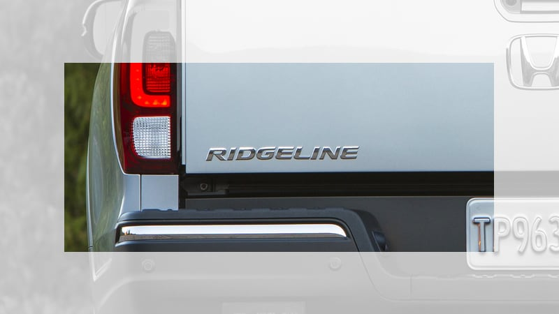 Does the 2017 Honda Ridgeline have street cred?