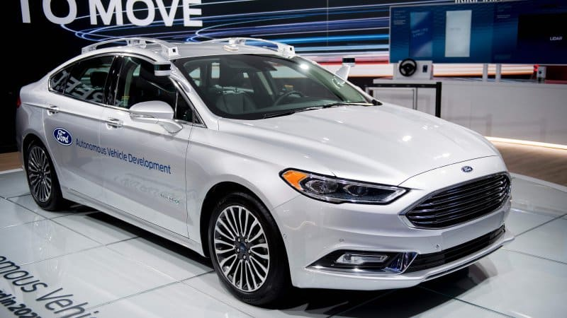 Ford denies its engineers are dozing off in autonomous cars