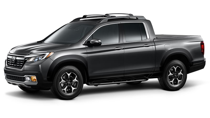 'Butching up' the 2017 Honda Ridgeline