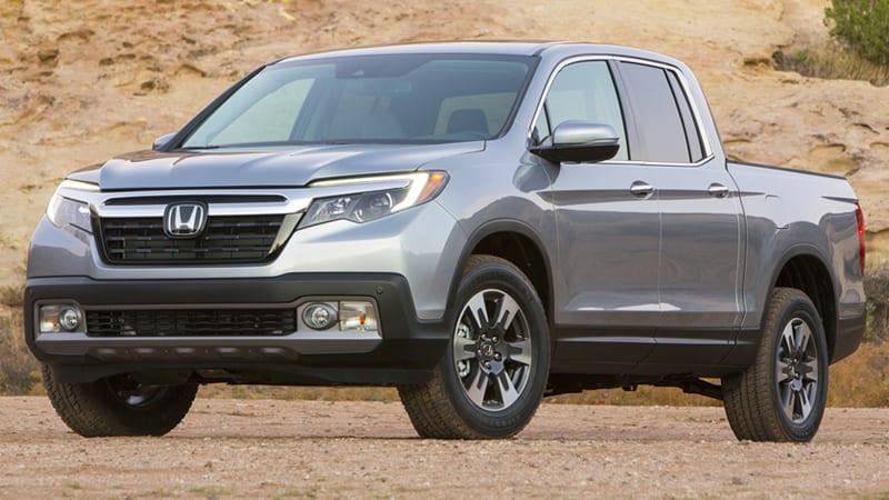 2017 Honda Ridgeline: Not a 'youth truck'