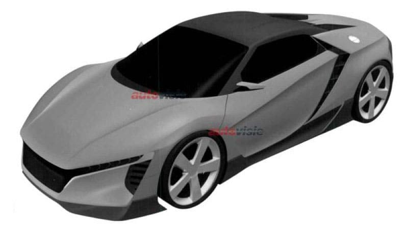 Rumors abound over Honda's mid-engined 'Small NSX'