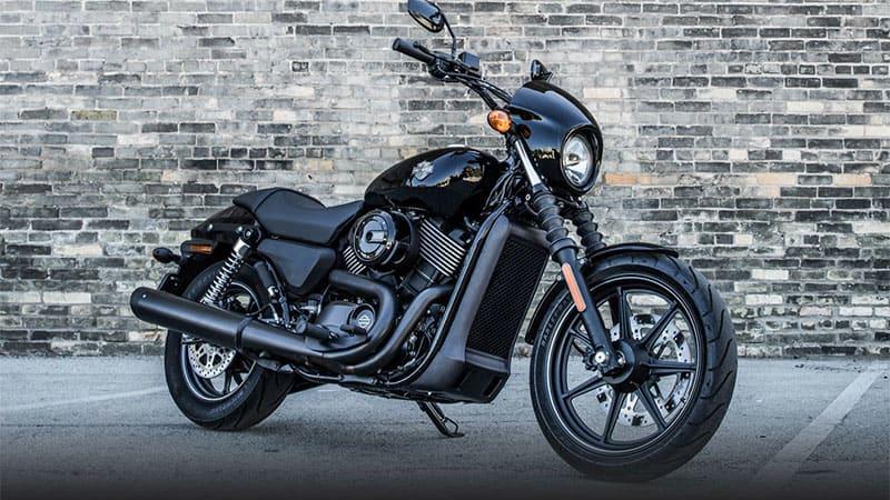 Harley recalls 10.5k Street 500 and 750 models
