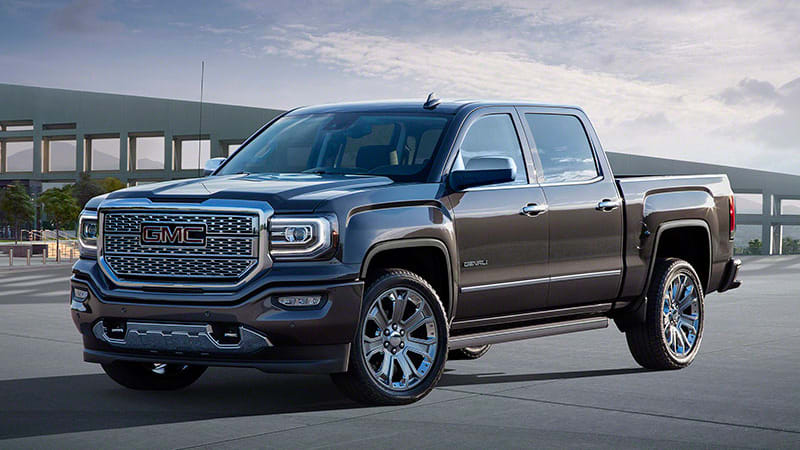 2016 gmc sierra denali ultimate wants to take even more off the top autoblog. Black Bedroom Furniture Sets. Home Design Ideas