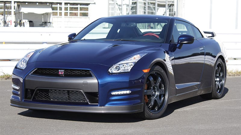 Nissan could upgrade current GT-R yet again