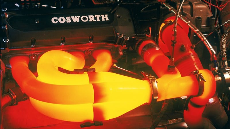 TVR gearing up with Cosworth-tuned Mustang engines