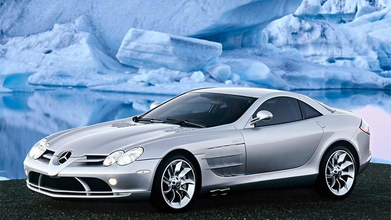 Mercedes-AMG working on a successor to the SLR?