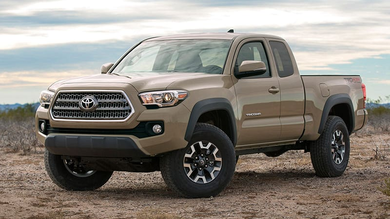 2016 toyota tacoma limited photo gallery autoblog. Black Bedroom Furniture Sets. Home Design Ideas