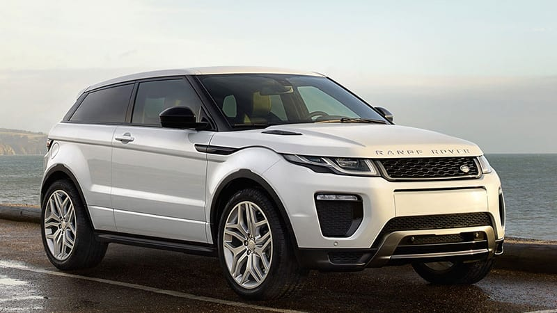 Updated 2016 Land Rover Range Rover Evoque Revealed Autoblog