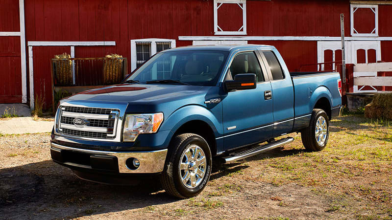 These are 2014's best-selling cars and trucks