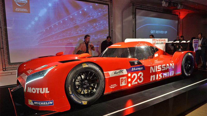 Nissan puts Le Mans prototype program under review