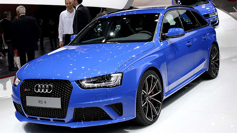 next audi rs4 to get an electric turbo autoblog. Black Bedroom Furniture Sets. Home Design Ideas