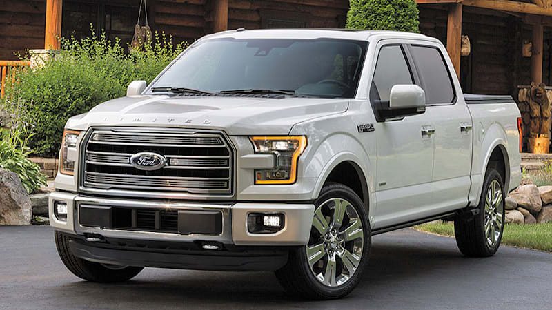 2016 ford f 150 gets new limited model. Black Bedroom Furniture Sets. Home Design Ideas