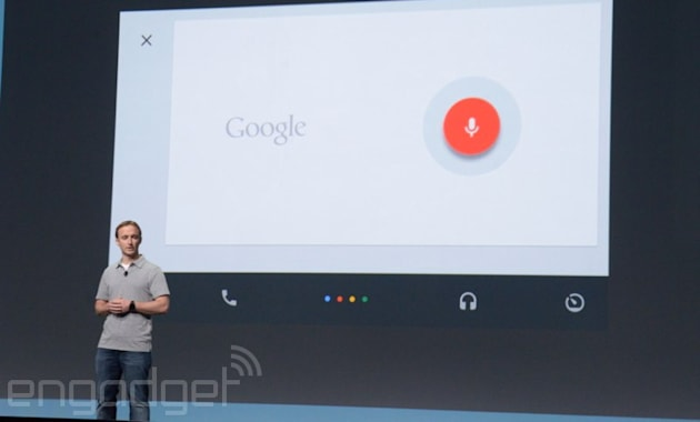 'OK Google' voice commands bound for even more third-party apps