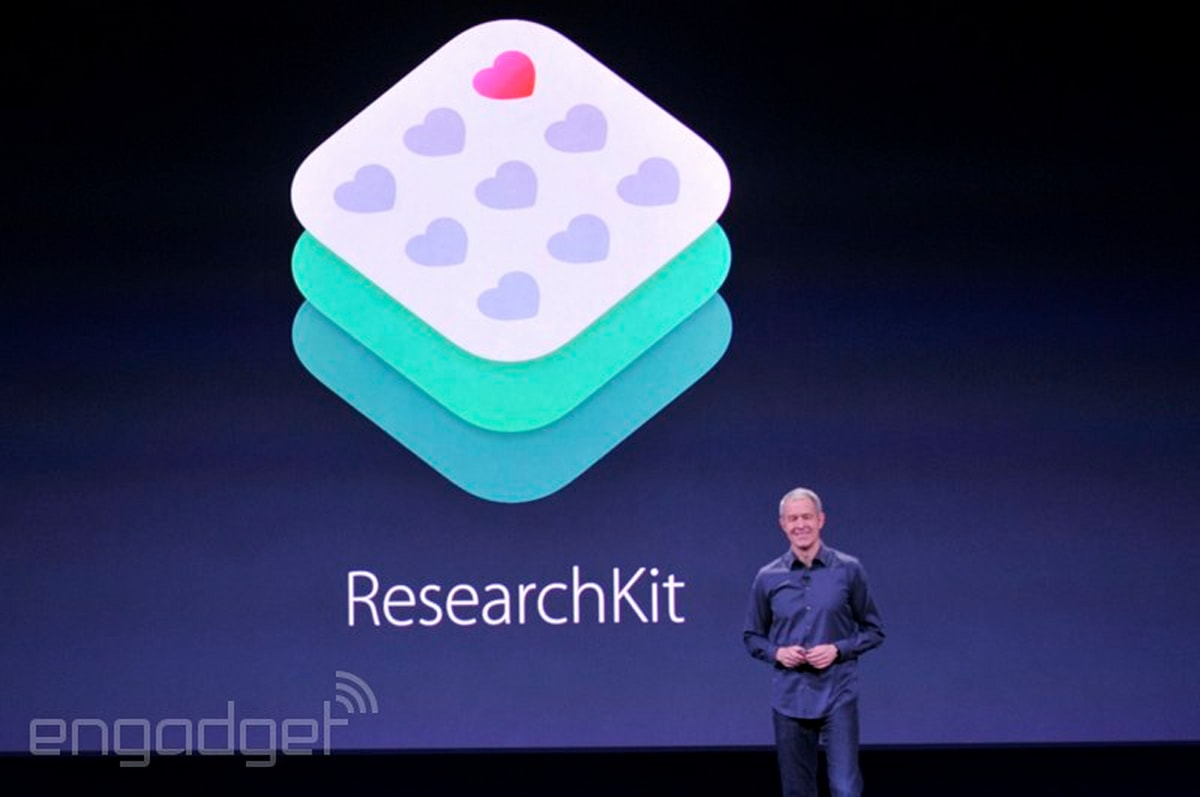 Apple's ResearchKit introduces apps for autism, melanoma and epilepsy