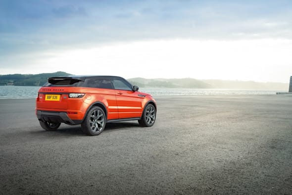 Evoque Dynamic/Autobiography