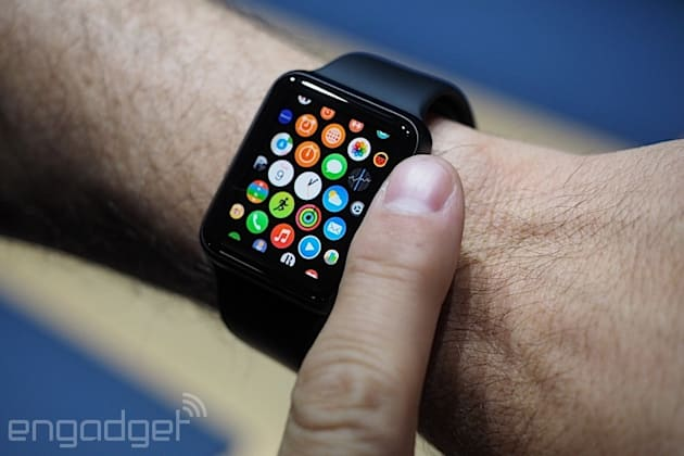 Apple Watch battery life and low-power mode details leak out