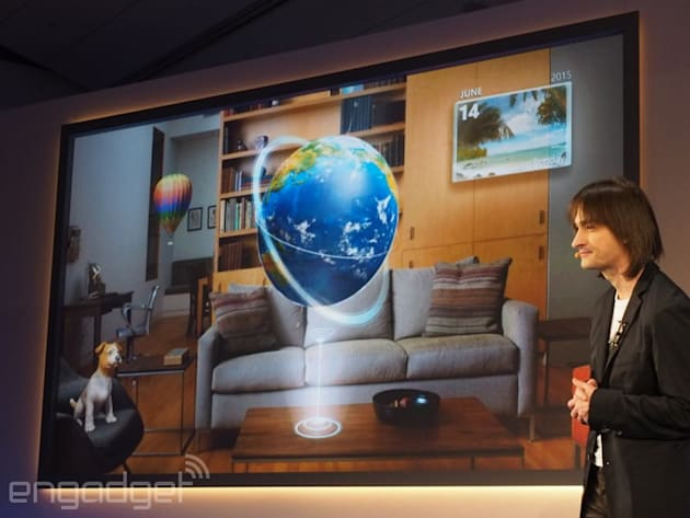 Can Microsoft make HoloLens more than a mirage?