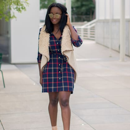 Street style tip of the day: Tommy girl