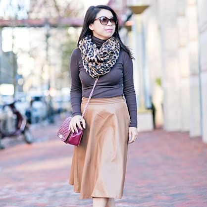 Street style tip of the day: Giving thanks