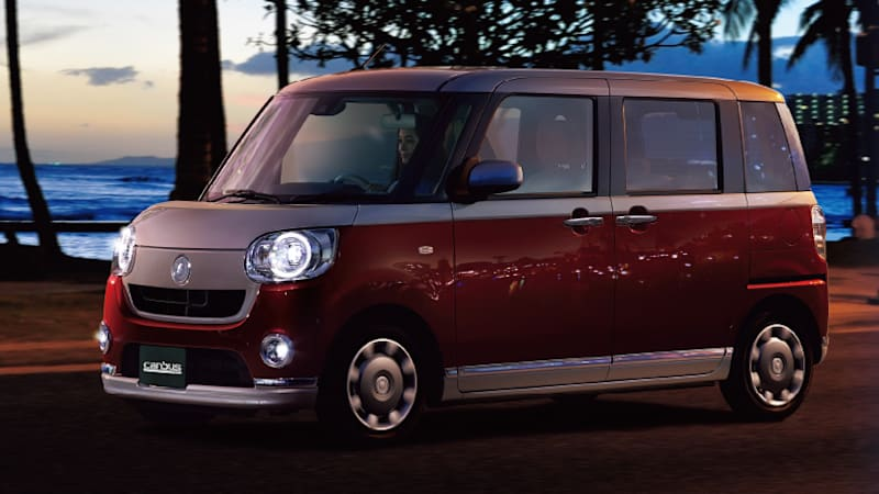 Daihatsu S Move Canbus Could Very Well Be The World S