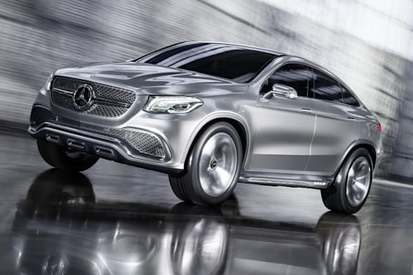 auto china, bild, crossover, debüt, breaking, leaked, Mercedes Crossover, mercedes-benz, mlc, Premiere, revealed, zetsche, Mercedes-Benz, Mercedes Coupé Concept SUV, Coupé Concept SUV, BMW X6, auto china 2014, Fotos, Bilder, Mercedes Concept Coupé SUV,  Concept Coupé SUV
