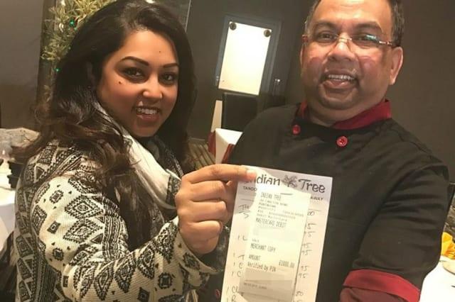 Restaurant staff amazed when they receive £1,000 tip