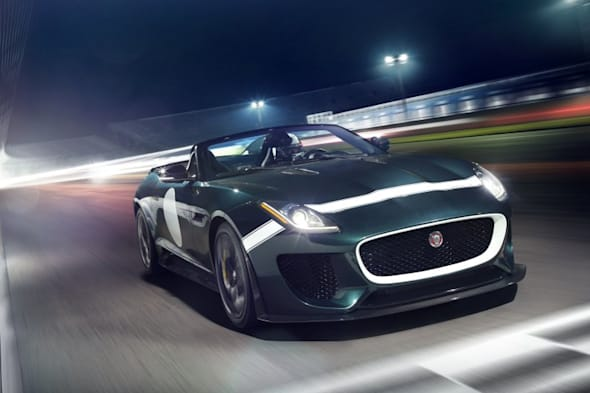 Goodwood festival of speed, festival of speed, Goodwood, Jagguar, premiere, fotos, debut, revealed, Jaguar, Jagaur F-Type, project 7, Jaguar F-Type Project 7