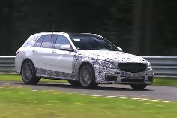 c 205, c-klasse, c205, c63 amg, der neue c63 amg, featured, Mercedes C63 AMG, mercedes von morgen, mercedes-benz, Nürburgring, neue c-klasse amg line, rendering, Video, C63 AMG T Modell, C63 AMG Estate, Mercedes C-Class Estate, Mercedes C63 AMG T-Modell, Video, S205,