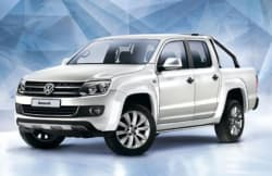 2014 Volkswagen Amarok Canyon Review