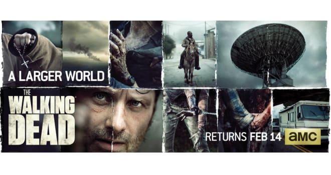 The Walking Dead' Season 6 Premiere Date October 11 – Comic Con ...