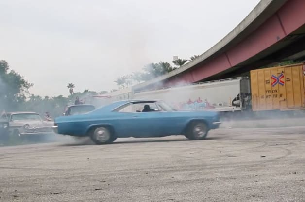 Fourth of July Burnout