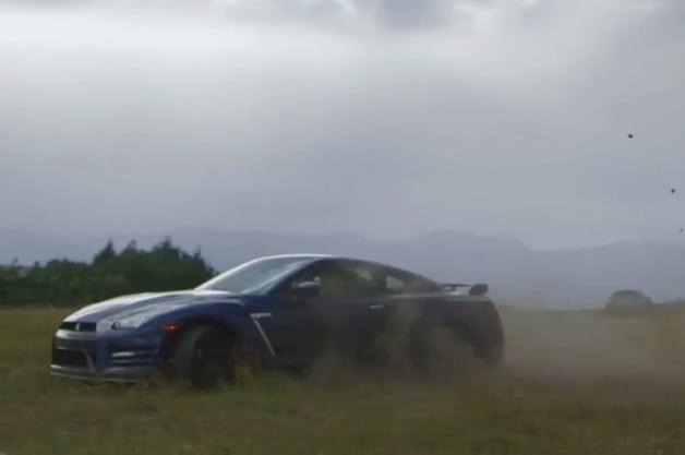 Nissan GT-R Epic Drive