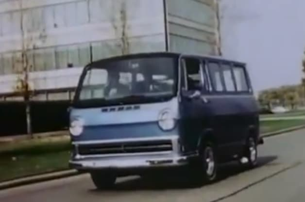 1966 GM Electrovan Hydrogen
