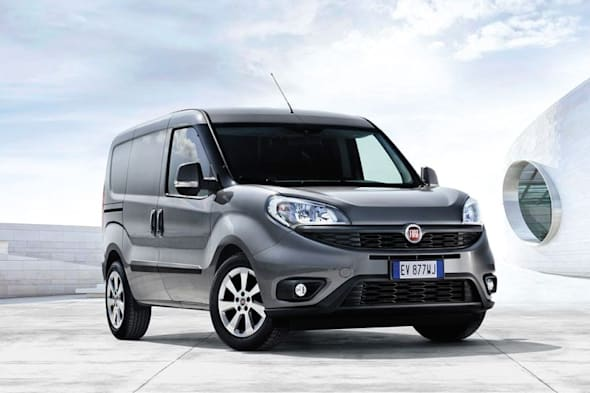 Fiat Dobló, Fiat Doblo, der neue Fiat Doblo, Der neue Fiat Dobló, Facelift, IAA Nutzfahrzeuge,   Facelift, Modellpflege