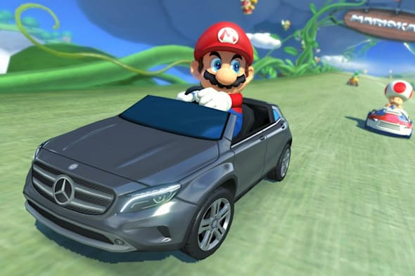 breaking, Computerspiel, Donkey Kong, Fun Racer, konsole, Luigi, Mario, Mario Kart, Mario Kart 8, Race game, rennsimulation, super Mario, trailer, video, Wii U, Yoshi, Mercedes-Benz,  Wii U, Mercedes-Cup, Mercedes Modelle, Mercedes, download, gratis, kostenfrei, kostenlos, Video