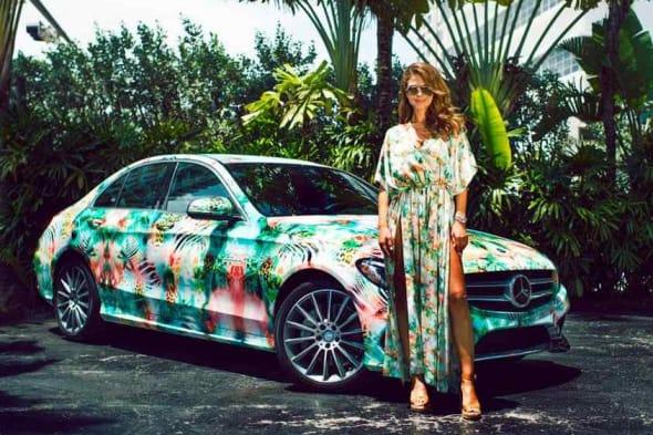 Mercedes-Benz, Pool, Mercedes-Benz Fashion Week Swim , w205, 2014, 2015, featured, c-class, C-Klasse, die neue C-Klasse, fotos, Mercedes C-class, Mercedes C-Klasse, Mercedes-Benz, sexy, hot, swim suit, sexy girls, girls