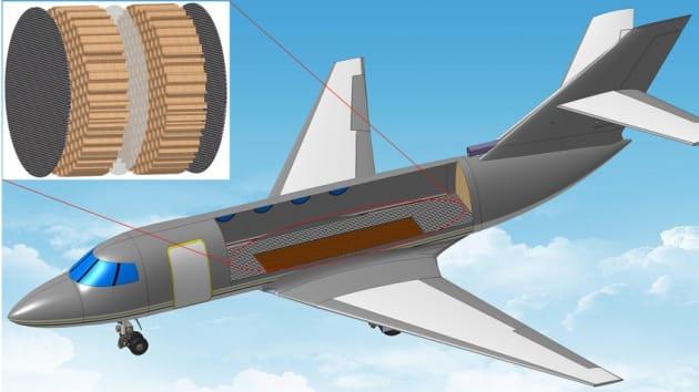 Ultrathin membrane makes plane cabins 100x quieter
