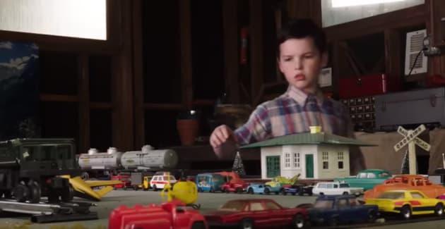 Premier trailer pour le spin-off de BIG BANG THEORY — YOUNG SHELDON