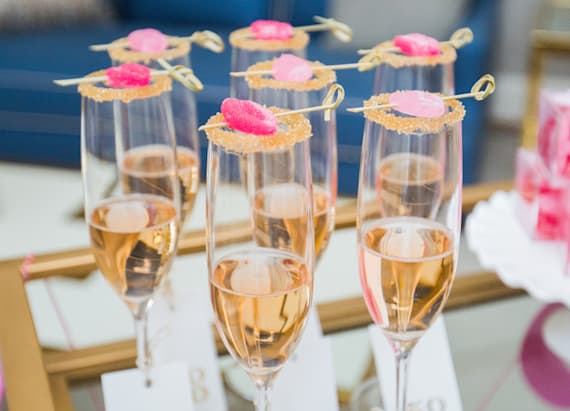 Prettiest party drinks