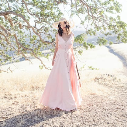 Street style tip of the day: Pretty in pink
