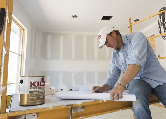 Chip Gaines on reputation and doing the job right