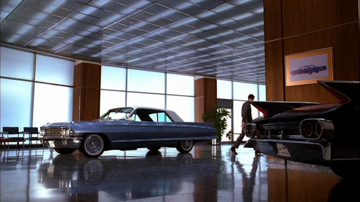 1962 Cadillac Coupe DeVille Mad Men Don Draper
