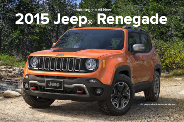 jeep renegade pricing to start at 18 595 update. Black Bedroom Furniture Sets. Home Design Ideas